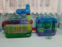 Kaytee Crittertrail hamster cages Lot 1 in Chicago, Illinois