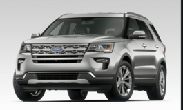 2019 FORD EXPLORER XLT in Stuttgart, GE