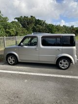 2003 Nissan Cube 3 in Okinawa, Japan