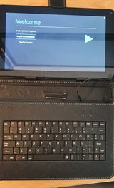 Android with keyboard qwerty in Baumholder, GE