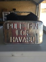 Hitch cover - pull pin for Havasu in Yucca Valley, California