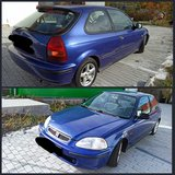 Honda Civic Hatchback year 1999 AC Awesome condition in Ramstein, Germany