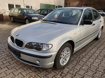 2002  BMW 316 Manual  New INSPECTION in Ramstein, Germany