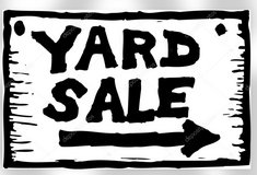 Yard Sale. Saturday, October 24th        7 am to 11 am in Beaufort, South Carolina