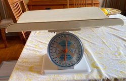 Vintage Baby Scale in Yorkville, Illinois