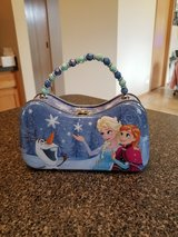 Frozen Metal Purse in Plainfield, Illinois