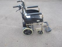 z tec wheel chair power assisted in Lakenheath, UK