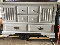 Distressed cabinet in Bolingbrook, Illinois