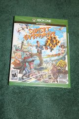 Sunset Overdrive XBOX ONE Game Brand New! in Camp Lejeune, North Carolina