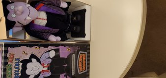 Vintage Dracula new in box sings and dances in Naperville, Illinois
