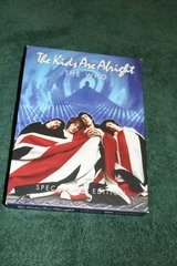 The WHO: The Kids Are Alright Special Edition DVD in Camp Lejeune, North Carolina