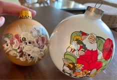 2 Ornaments in Plainfield, Illinois