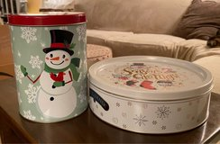 Holiday Tins in Bolingbrook, Illinois