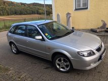 Mazda 323f 26.000 miles/brand new inspection in Hohenfels, Germany