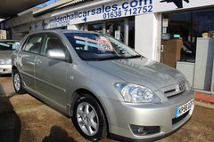 **Toyota Corolla 59k Miles!!*Automatic in Lakenheath, UK