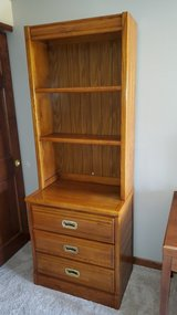 3-Drawer Dresser & Hutch in Naperville, Illinois