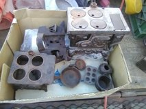miniature cast iron stoves in 29 Palms, California