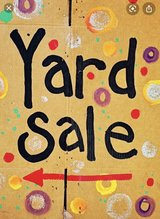Yard Sale Downtown Vacaville! 10/24 in Vacaville, California