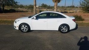 Super clean! LOW miles! 2014 Chevrolet Cruze LT! in Alamogordo, New Mexico
