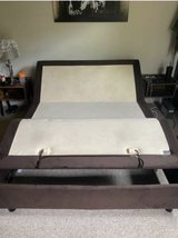 Queen adjustable bed base in Vacaville, California