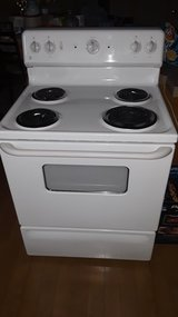 GE electric stove for sale in Leesville, Louisiana