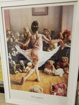 FRAMED BALLET PICTURE in St. Charles, Illinois