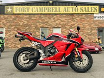 2017 HONDA CBR600RRH UNLEADED GAS in Clarksville, Tennessee