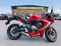 2019 HONDA CBR650 UNLEADED GAS in Clarksville, Tennessee