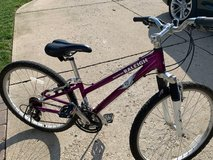 Girls 21 speed Raleigh Mohave 2.0 mountain bike in Naperville, Illinois