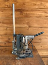 old corded drill press in Yucca Valley, California