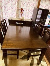 5 Piece Solid Wood Dining Set in Okinawa, Japan