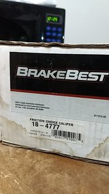 Brake Caliper in Alamogordo, New Mexico