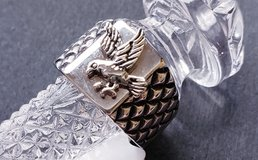 New American Eagle Ring Sz 10,12,14 in Warner Robins, Georgia