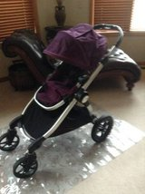 Baby Jogger - City Select Single Stroller - Amethyst $325 in Yorkville, Illinois