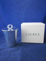 RALPH LAUREN Vows Frames, Candles, Stopper, Napkin Rings, Ice, Wine in Batavia, Illinois