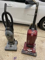 Two Working Vacuums in Oswego, Illinois