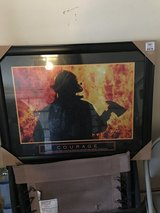 Firefighter Courage Picture in Fort Benning, Georgia