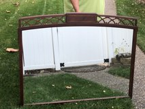 Beautiful, heavy, ornate antique mirror in Naperville, Illinois