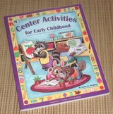 Vintage 1996 Center Activities for Early Childhood Teacher Class Room Home School Resource SC Book in Yorkville, Illinois