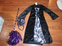 Cute witch costume in Spring, Texas