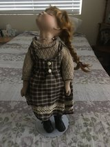 Unique Girl Doll in Fairfield, California