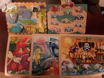 Melissa and Doug Wooden Puzzles in Beaufort, South Carolina