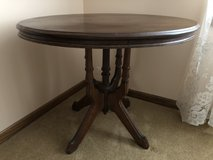 Eastlake Walnut Quad Parlor Table in Orland Park, Illinois