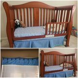 4 in 1 crib and toddler bed. in Vacaville, California