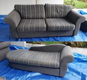 Couch and lounger in Stuttgart, GE