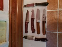 Hand made knives personalized w/name, unit in Fort Campbell, Kentucky
