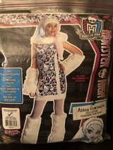 """CHILD MONSTER HIGH/""""ABBEY BOMINABLE"""" COSTUME in Westmont, Illinois"""