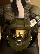 HALO MASTER CHIEF COSTUME w/MASK (CHILD) in Westmont, Illinois