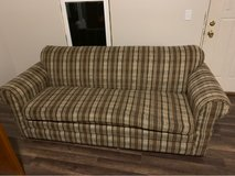 free sofa sleeper hide a bed couch in Aurora, Illinois