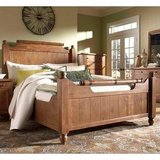 Broyhill Attic Hirlooms King Bed frame in Naperville, Illinois